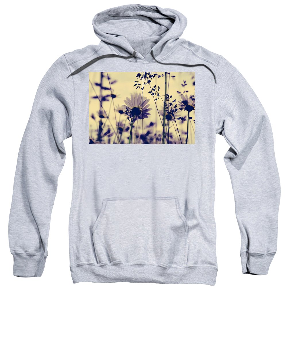 Flower Sweatshirt featuring the photograph Bare Foot Frolic by The Artist Project
