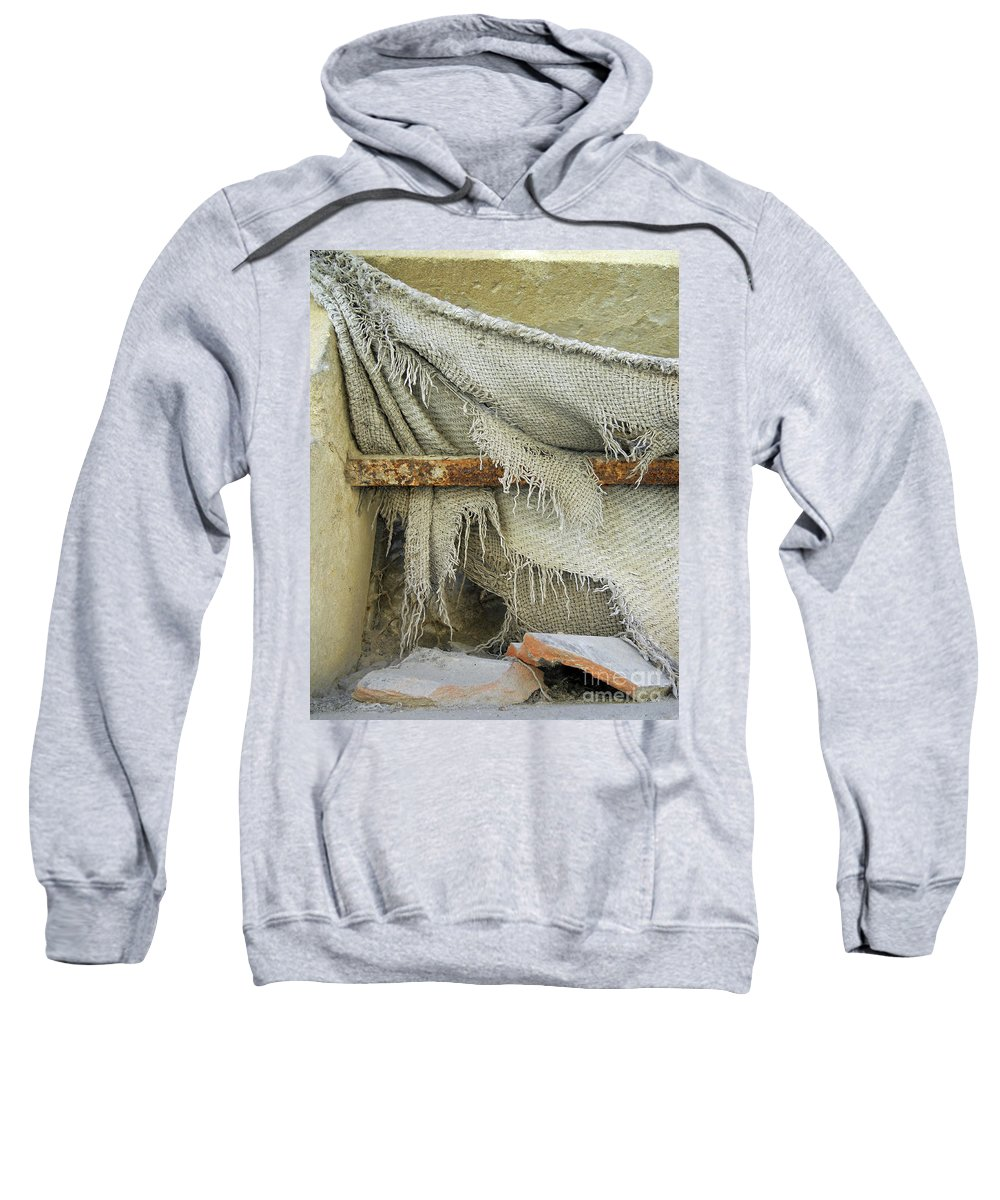 Still Life Sweatshirt featuring the photograph Barred by Lauren Leigh Hunter Fine Art Photography