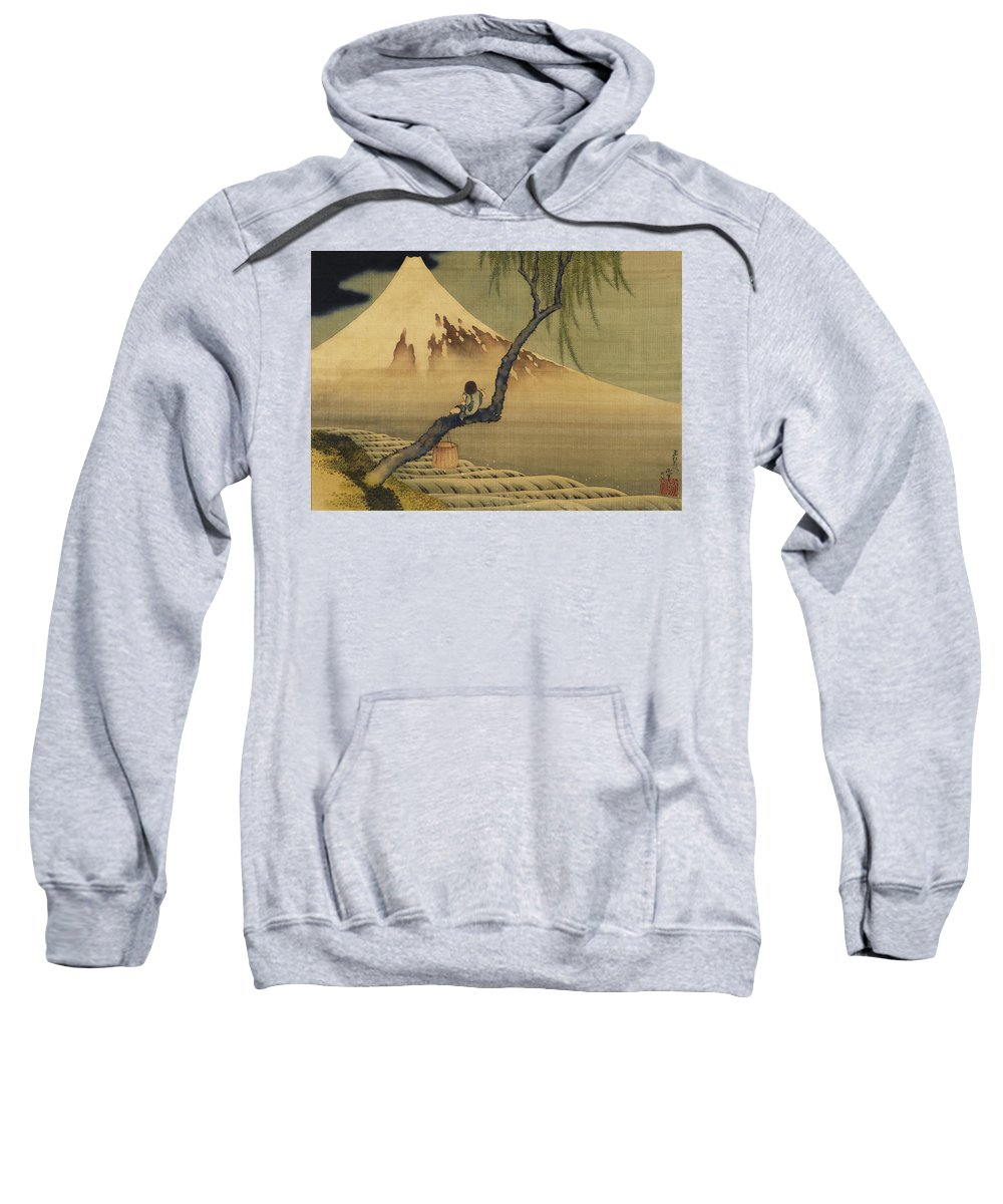 Thirty-six Views Of Mount Fuji Hooded Sweatshirts T-Shirts