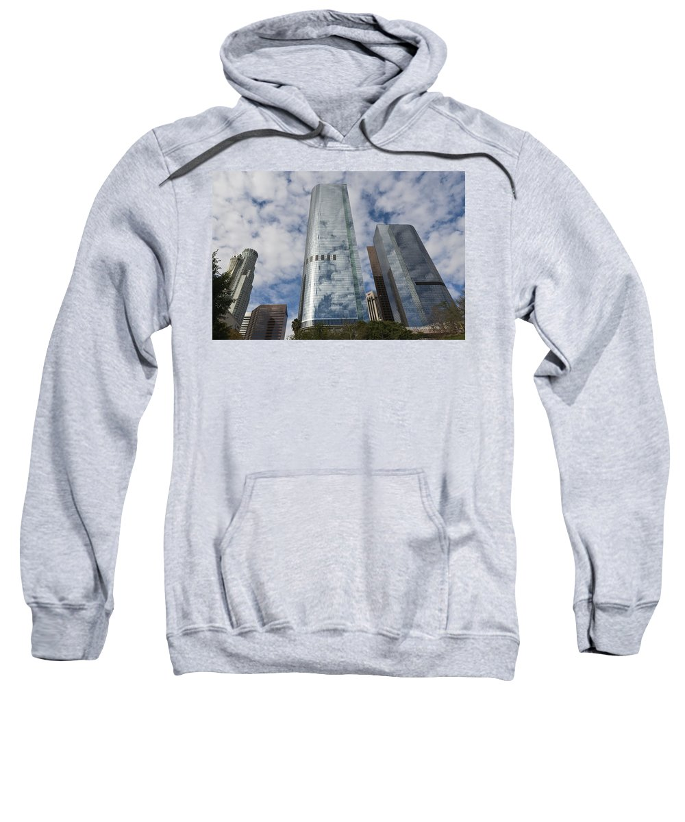 Bunker Hill Sweatshirt featuring the photograph Bunker Hill by Mike Herdering