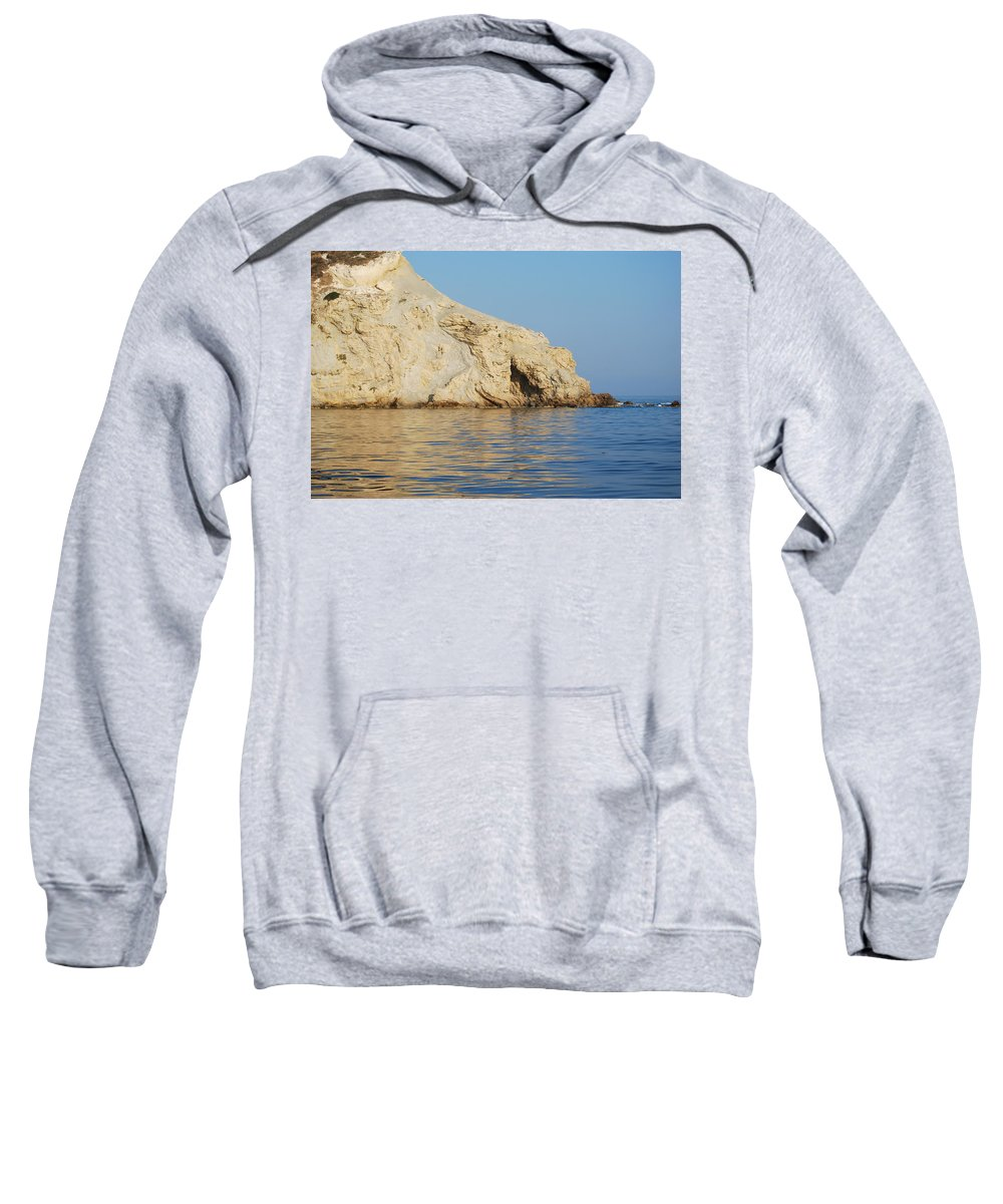 Cave Sweatshirt featuring the photograph Cave 2 by George Katechis