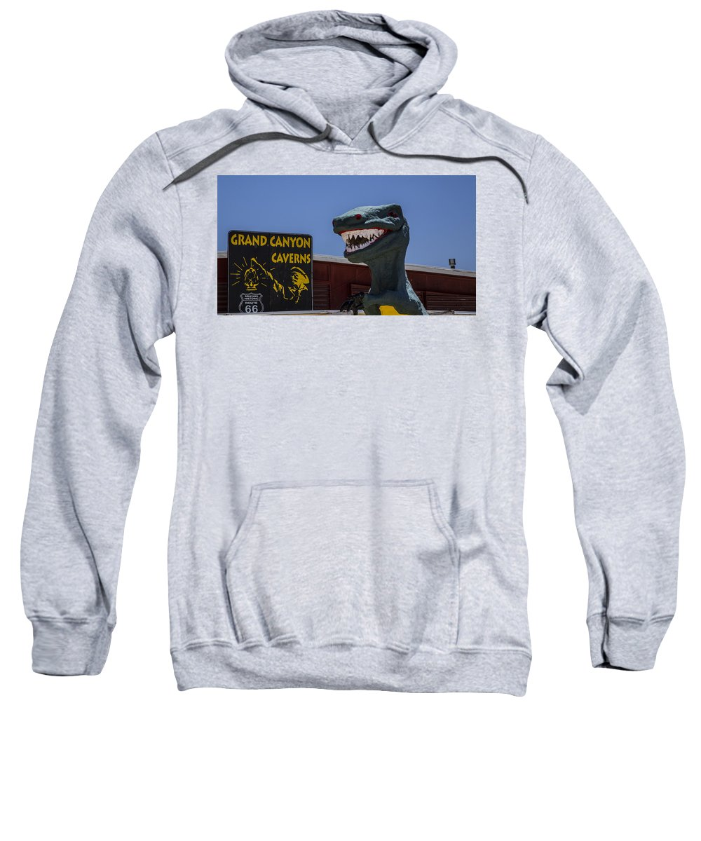 Grand Caverns Sweatshirt featuring the photograph Cheese by Angus Hooper Iii