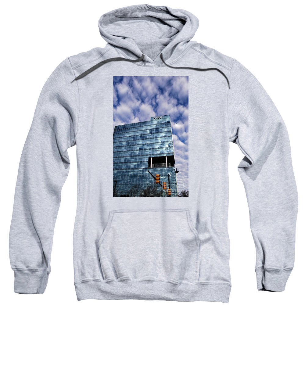 Scenic Tours Sweatshirt featuring the photograph Columbia South Carolina by Skip Willits