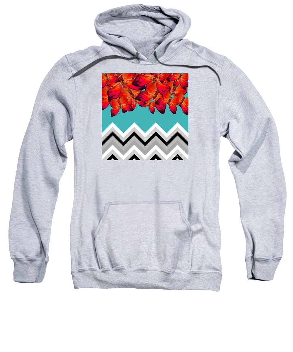 Contemporary Sweatshirt featuring the photograph Contemporary Design by Mark Ashkenazi
