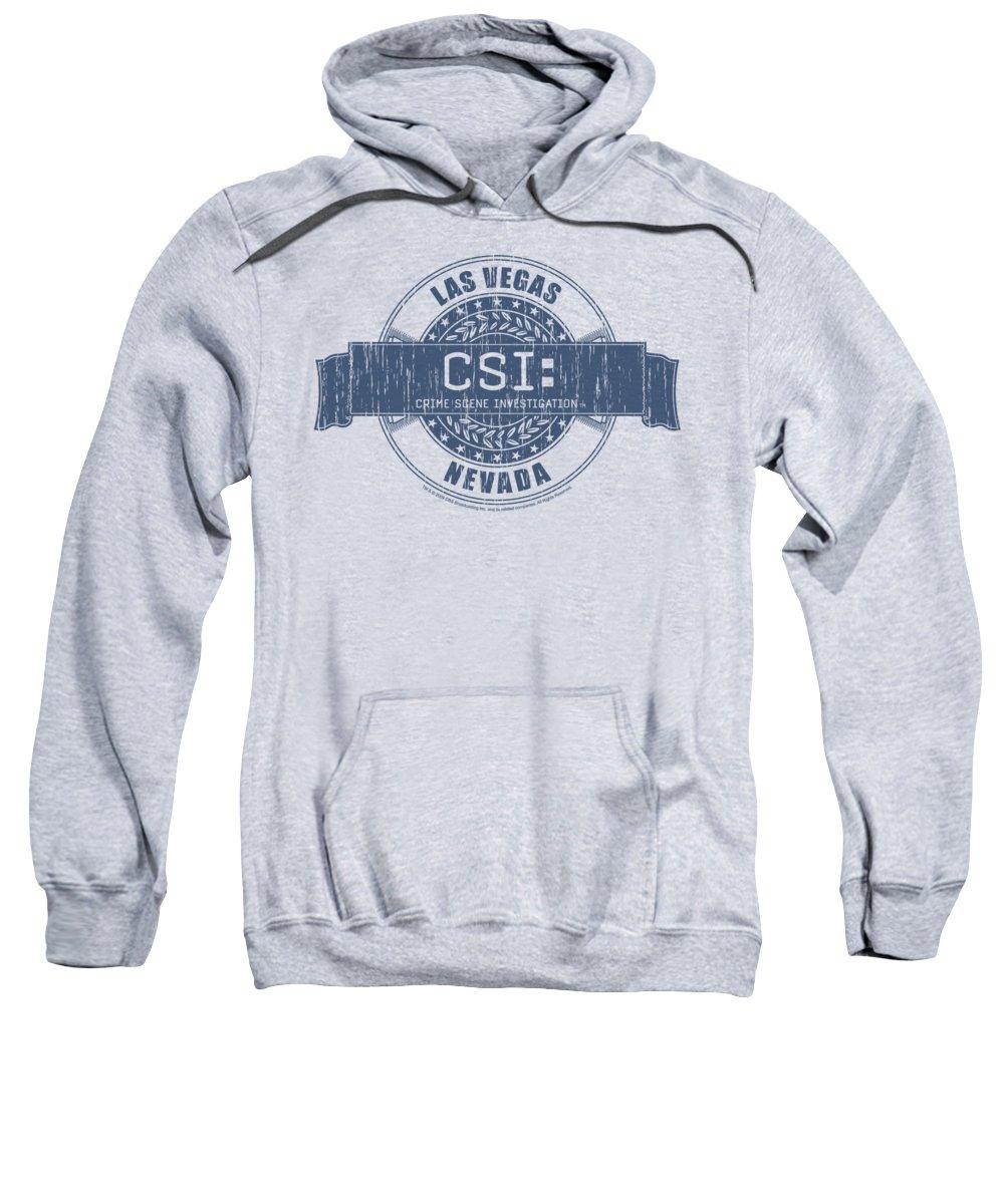 Investigation Hooded Sweatshirts T-Shirts