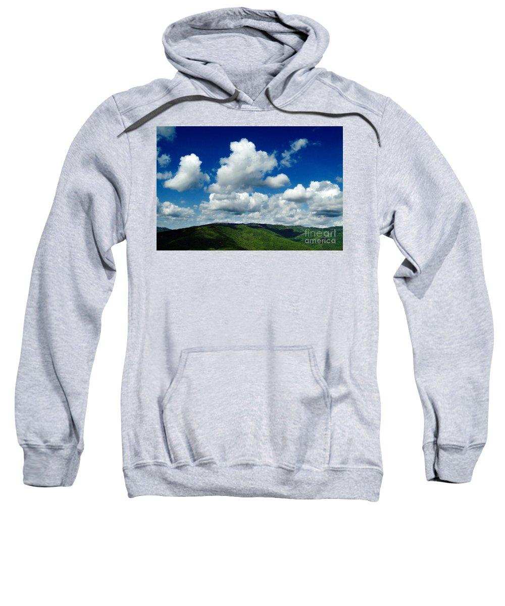 Deep Sweatshirt featuring the photograph Deep by Dattaram Gawade
