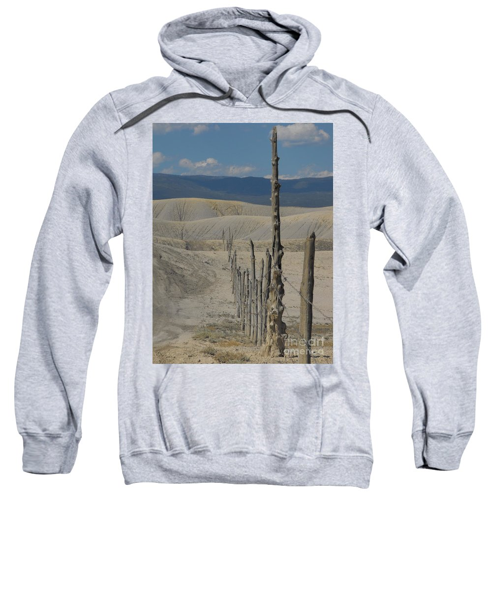 Landscape Sweatshirt featuring the photograph Dobies by Brandi Maher