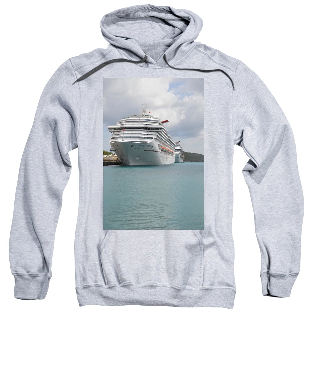 Dream Sweatshirt featuring the photograph Dreaming Of Freedom 2 by Richard Booth