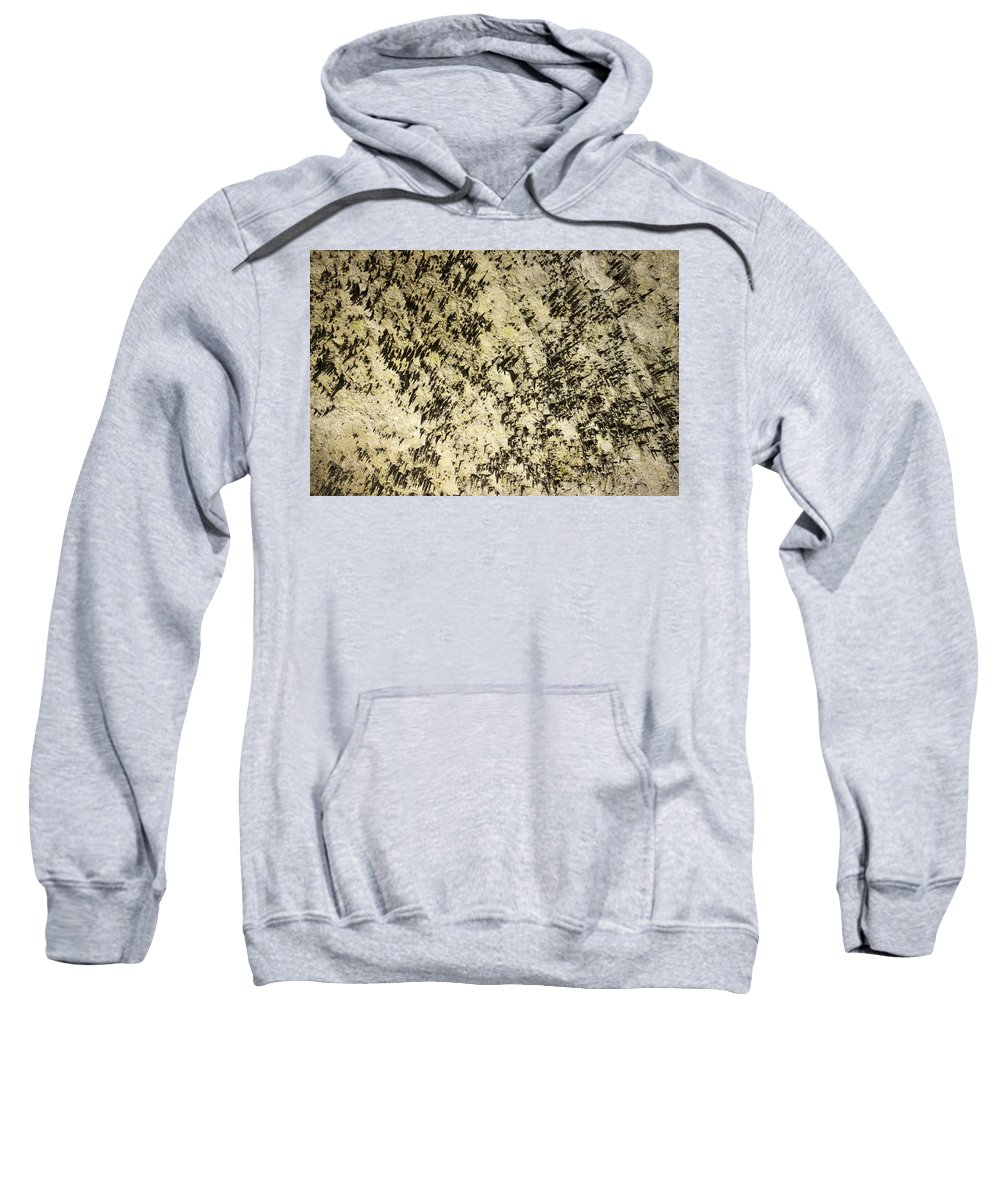 Cave Sweatshirt featuring the photograph Dripstones by Daniel Csoka