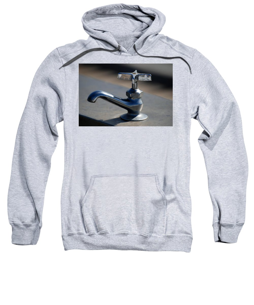 Faucet Photo Sweatshirt featuring the photograph Farrah by Rob Hans