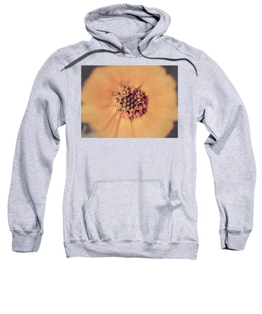 Flower Beauty Sweatshirt featuring the photograph Flower Beauty IIi by Marco Oliveira