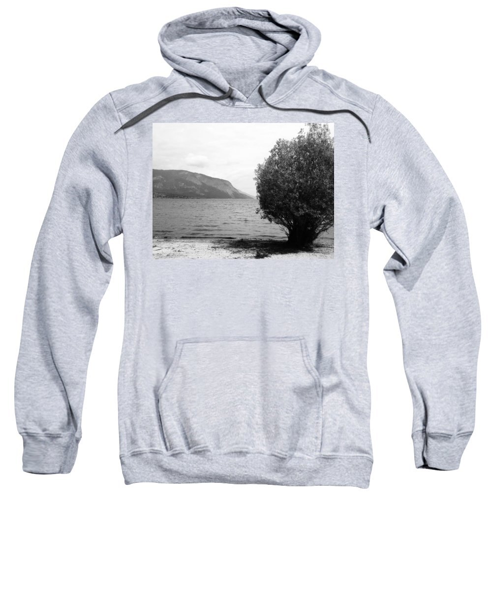 Landscapes Sweatshirt featuring the photograph Forgive My Intension by The Artist Project