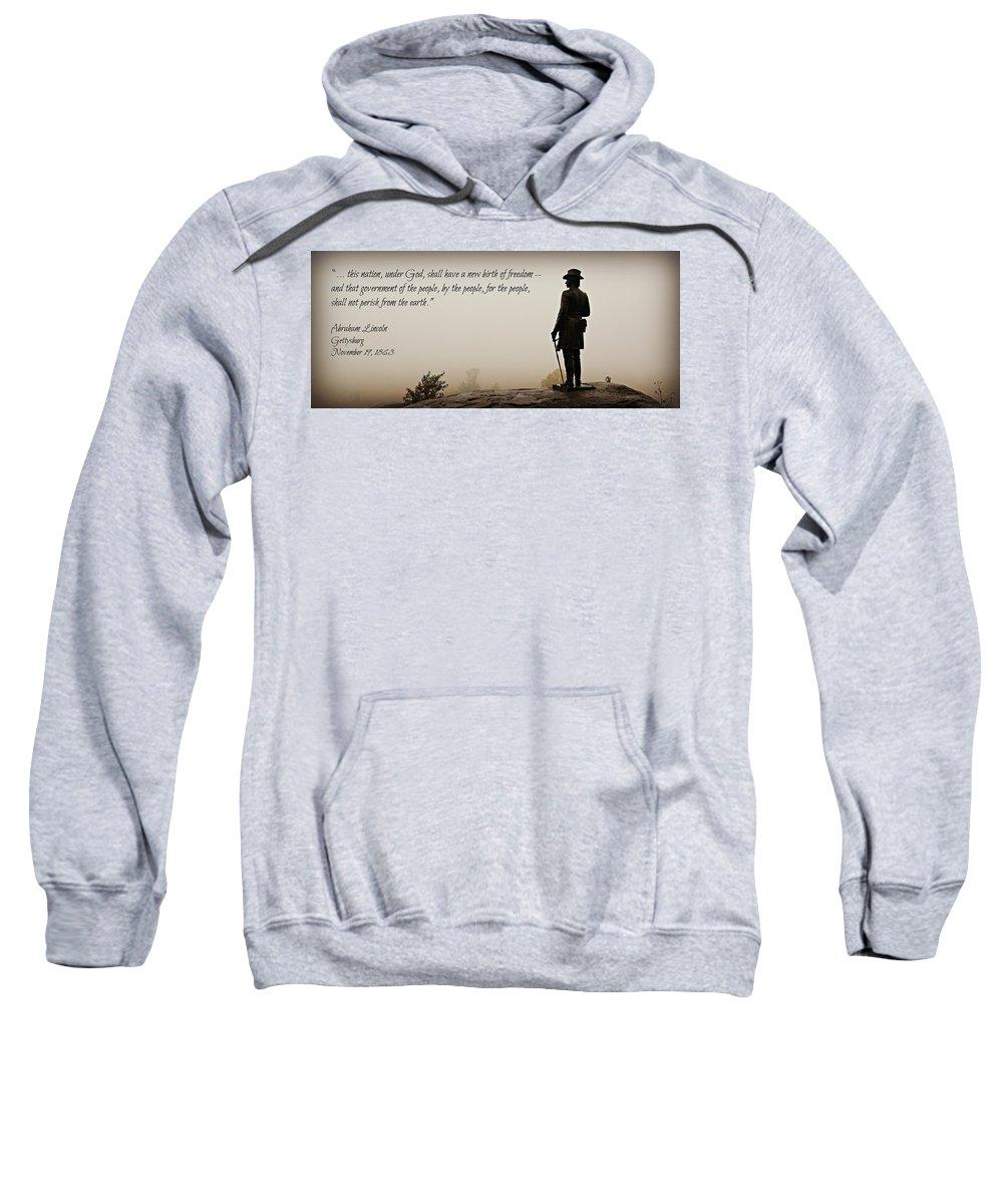 Gettysburg Battlefield Sweatshirts