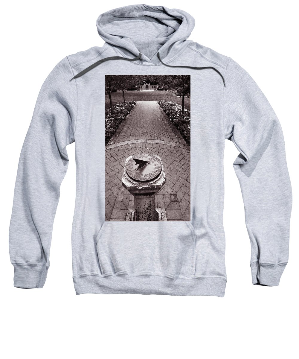 San Francisco Sweatshirt featuring the photograph Golden Gate Park 2 by Mike Penney