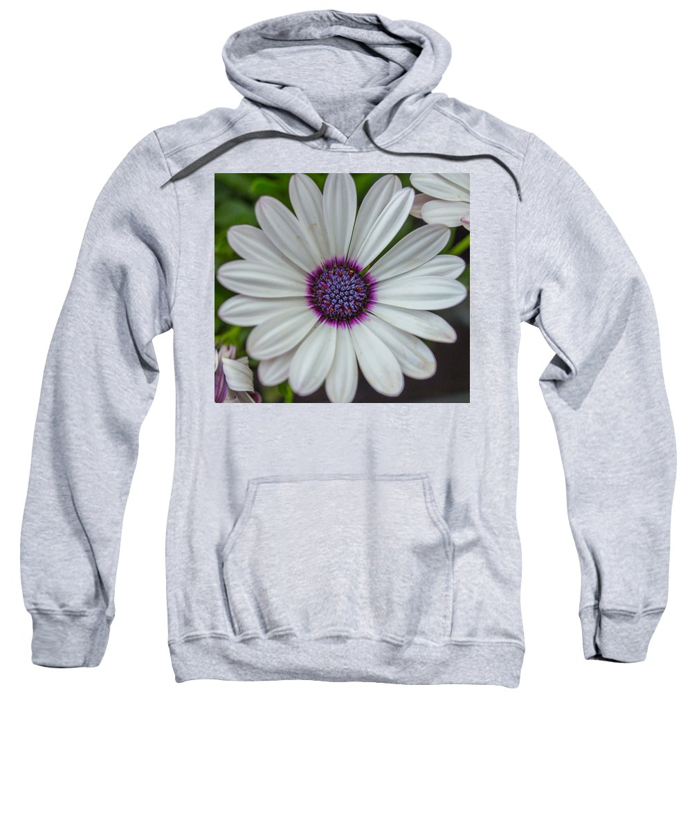 Flowers Sweatshirt featuring the photograph Happiness by Ken Kobe