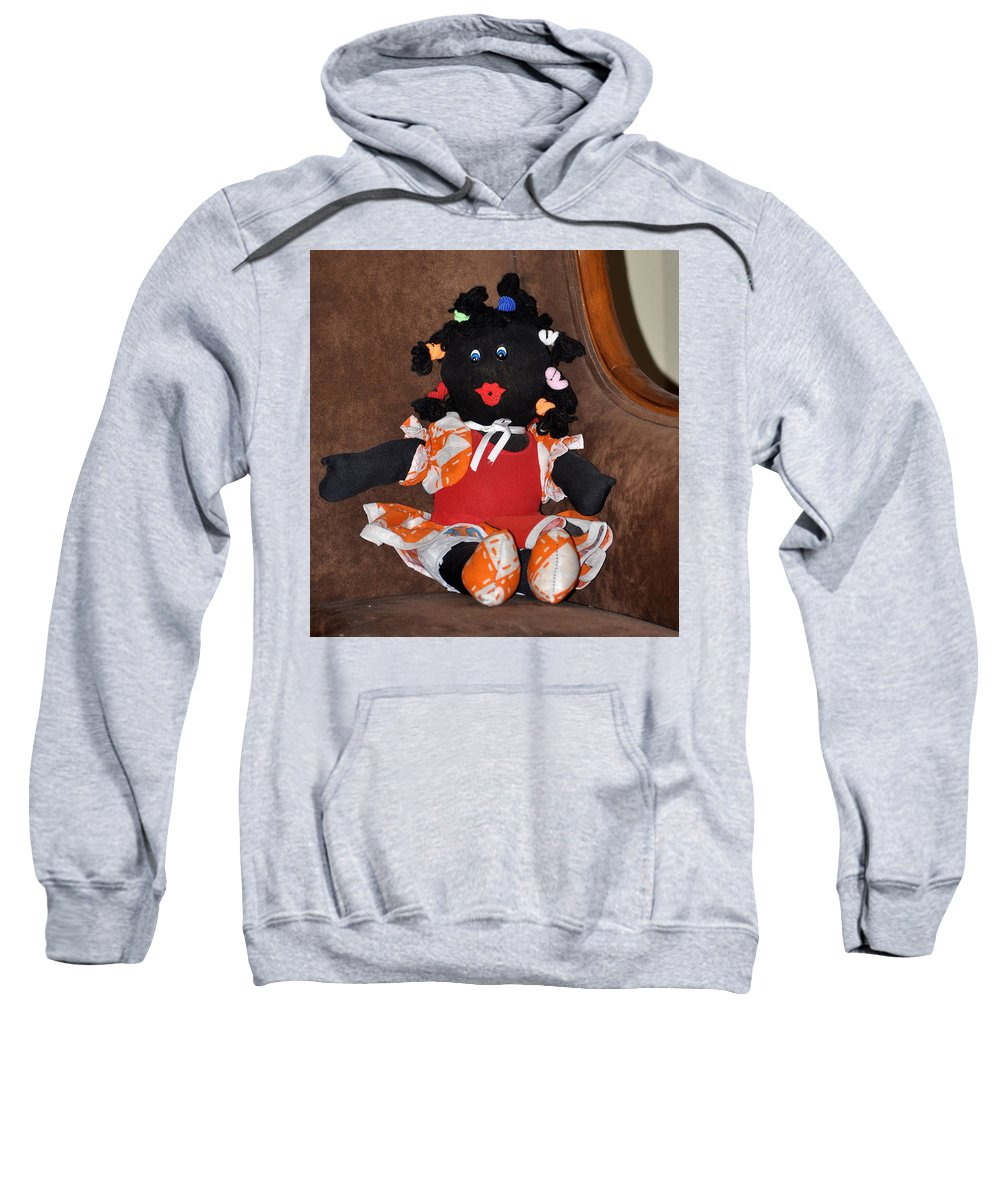 Colorful Sweatshirt featuring the photograph Hello And Welcome by Jay Milo