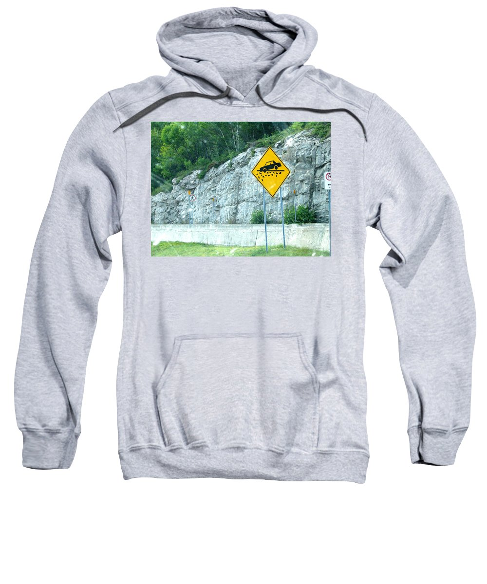 Sweatshirt featuring the photograph Hummm Attention To ...lolllllllllllll by Line Gagne