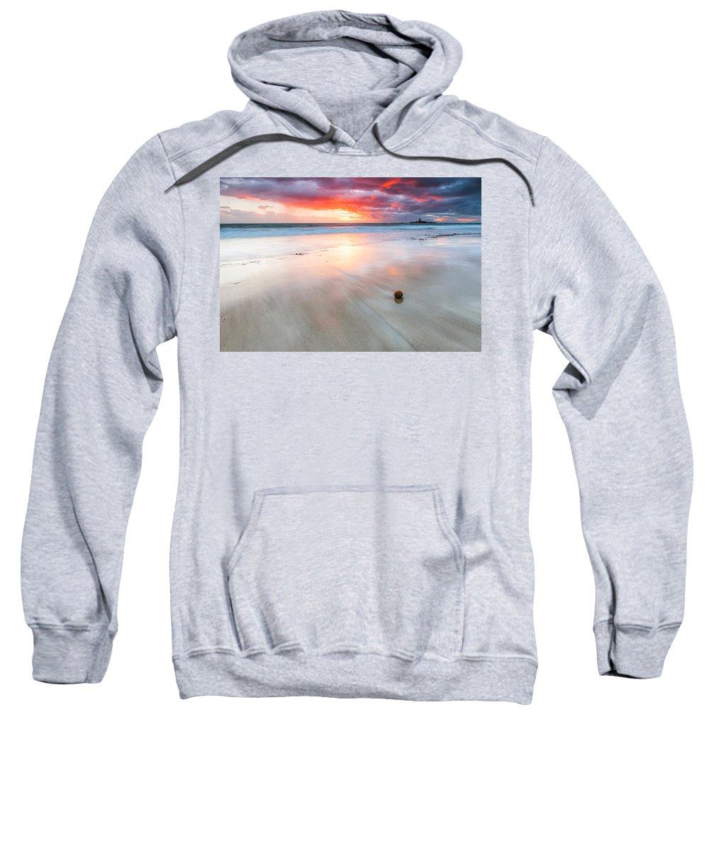 Greece Sweatshirt featuring the photograph Hypnosis by Evgeni Dinev