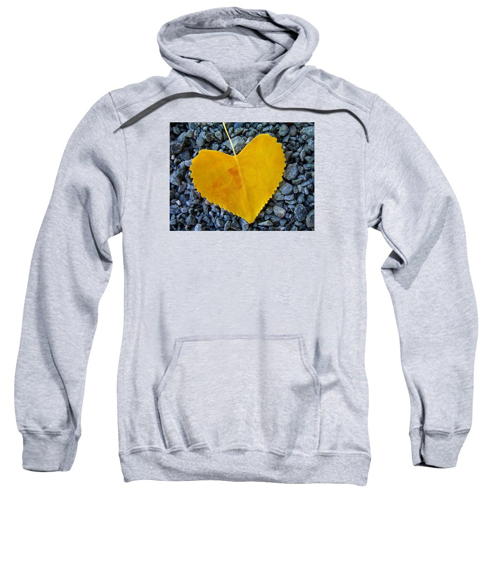 Love Sweatshirt featuring the photograph In Love ... by Juergen Weiss