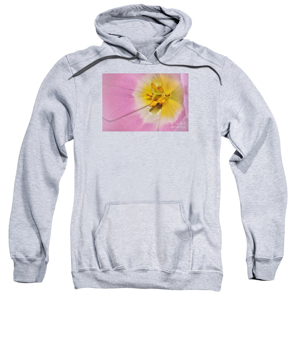 Photography Sweatshirt featuring the photograph Inner Beauty by Kaye Menner