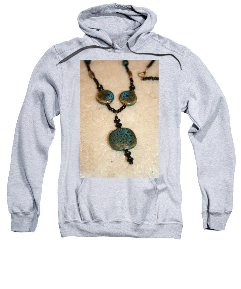 Jewelry Sweatshirt featuring the photograph Jewelry Photo 2 by Lesa Fine