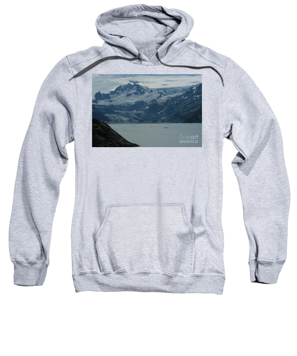 Alaska Sweatshirt featuring the photograph Just A Little One by Joseph Yarbrough