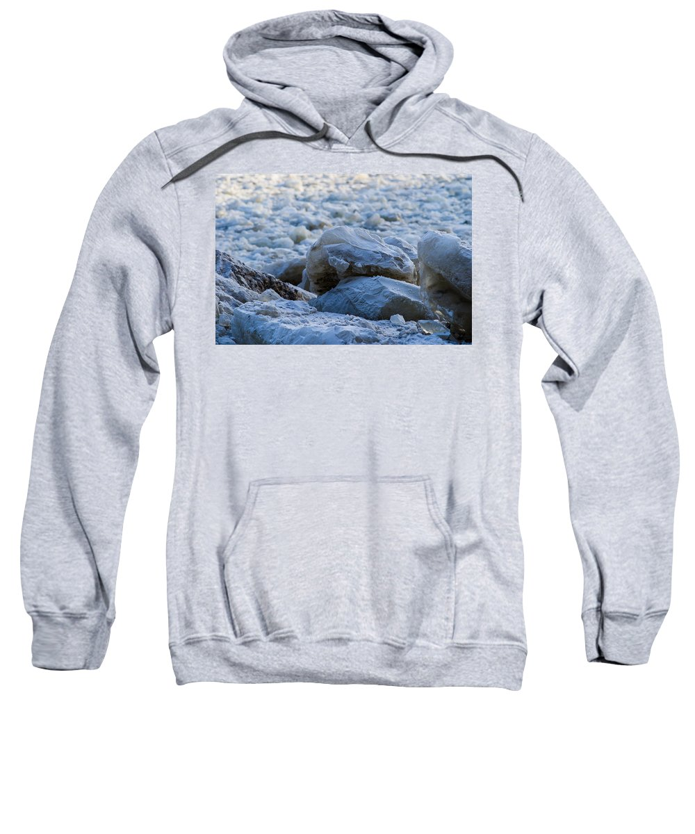 Cold Sweatshirt featuring the photograph Just Add Some Whiskey - Featured 3 by Alexander Senin