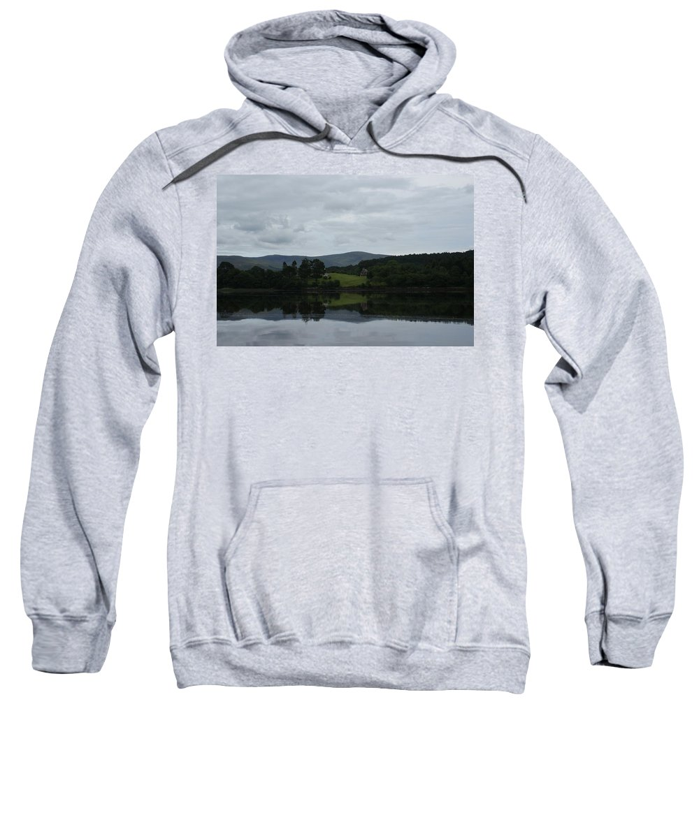 Kenmare River Sweatshirt featuring the photograph Kenmare River Five by Simon Kennedy