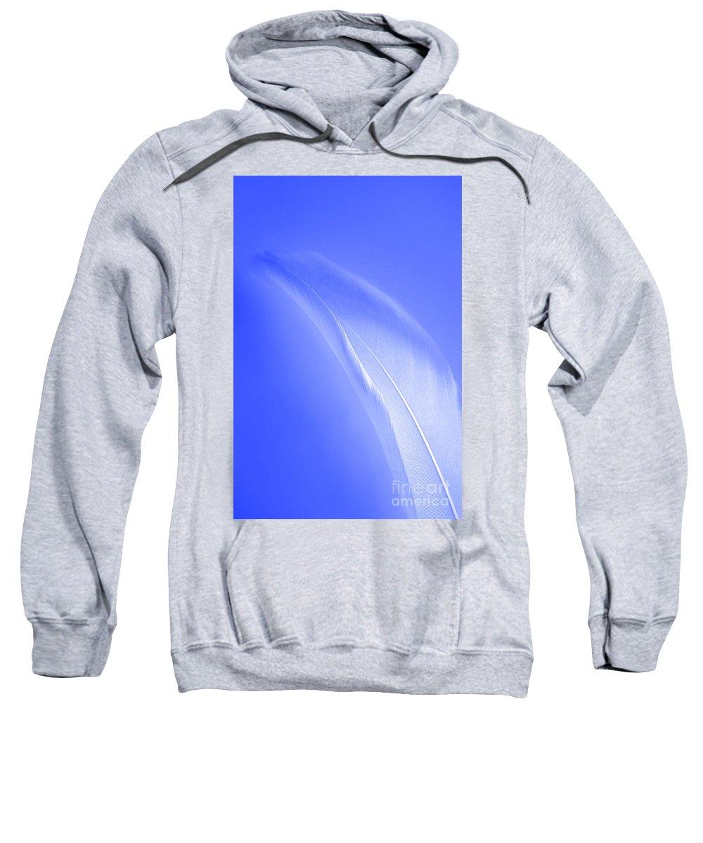 Nature Sweatshirt featuring the photograph Kiss Of An Angel by Brian Raggatt