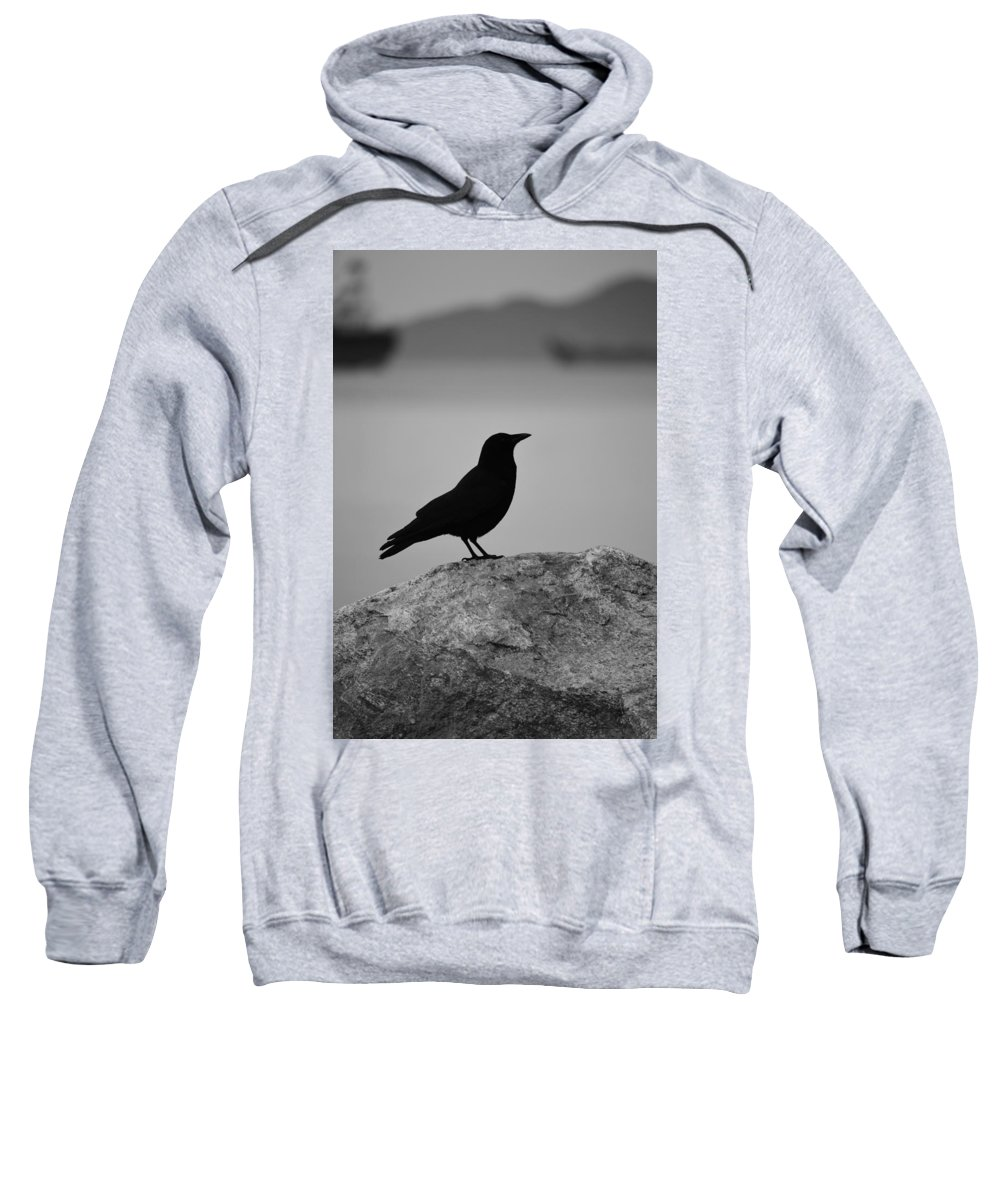 Street Photographer Sweatshirt featuring the photograph Kits Park by The Artist Project