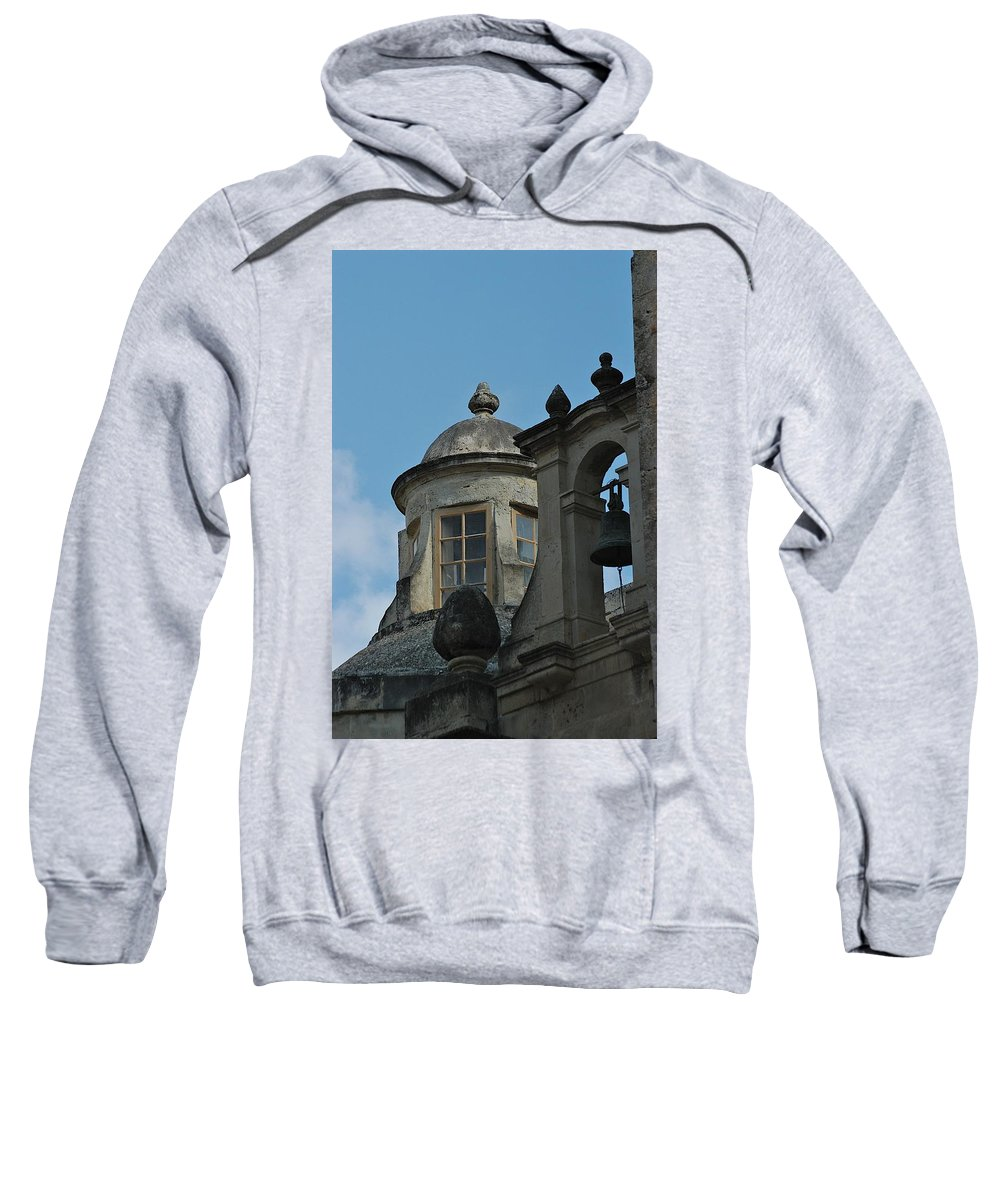 Bells Sweatshirt featuring the photograph Knights Templar by Joseph Yarbrough