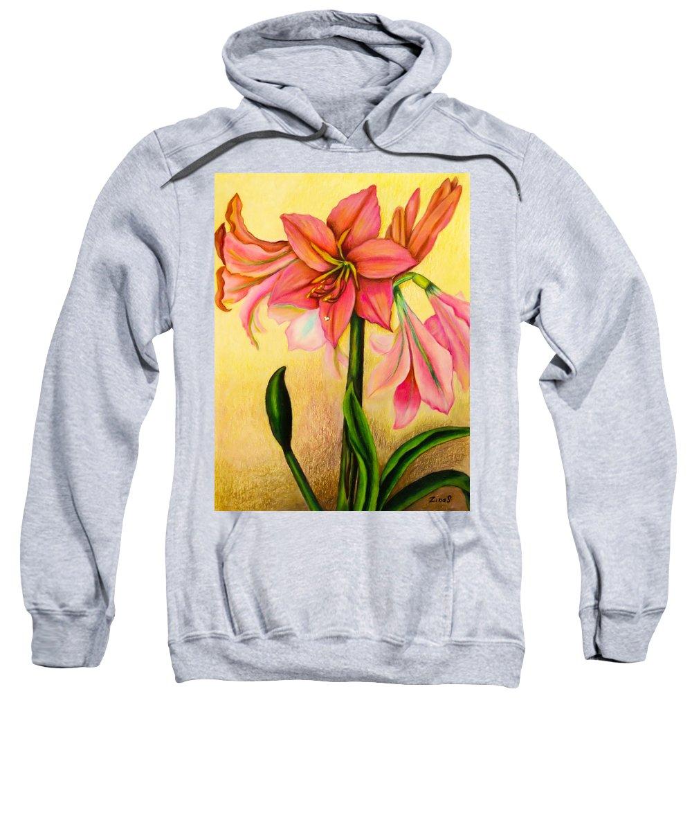 Amaryllis Sweatshirts