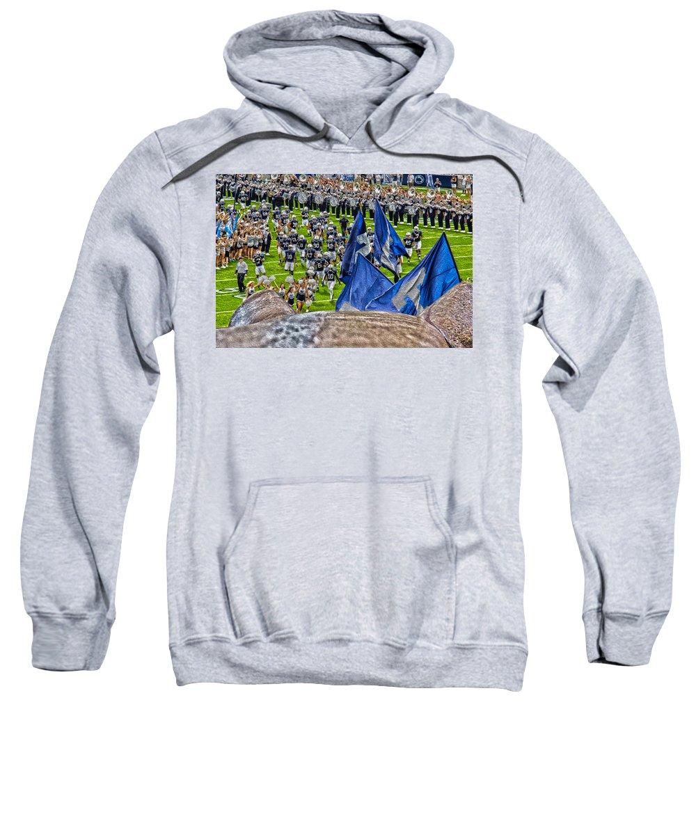 Penn State University Hooded Sweatshirts T-Shirts