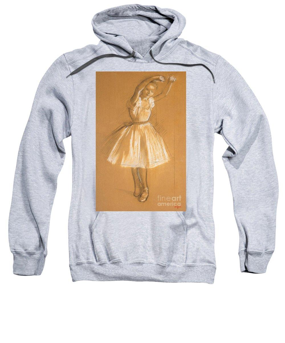 Impressionistic Drawings Hooded Sweatshirts T-Shirts