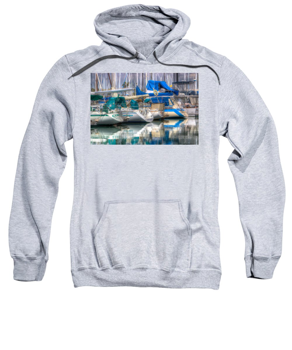 Adventure Sweatshirt featuring the photograph Living by Heidi Smith