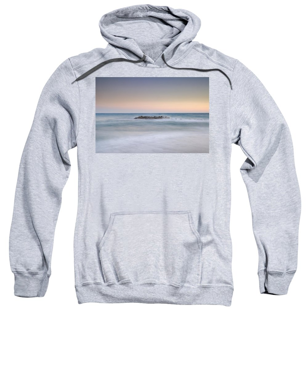 Island Sweatshirt featuring the photograph Lonely Island by Guido Montanes Castillo