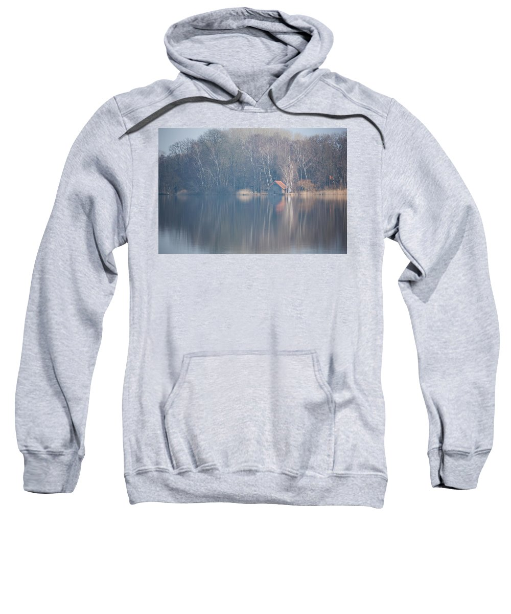 House Sweatshirt featuring the photograph Mirror by Ralf Kaiser