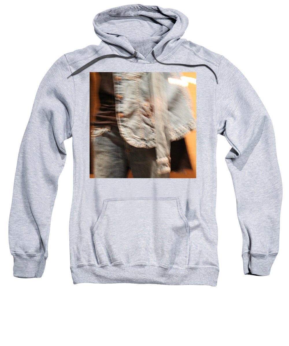 Style Sweatshirt featuring the photograph Never Out Of Style by Ric Bascobert
