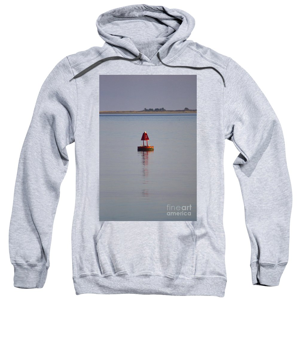 Watch Sweatshirt featuring the photograph Number Two by Joe Geraci