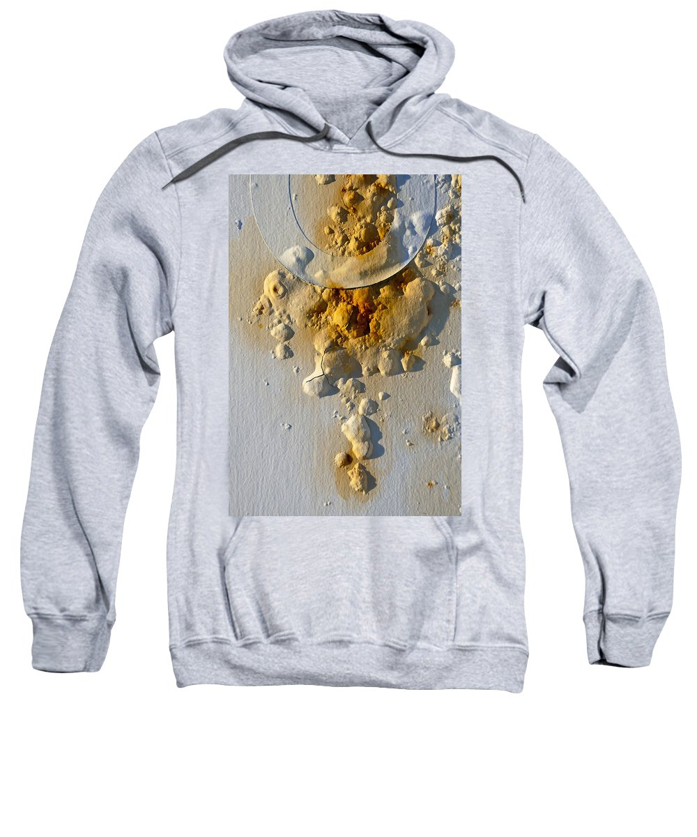 O Sweatshirt featuring the photograph O by Skip Hunt