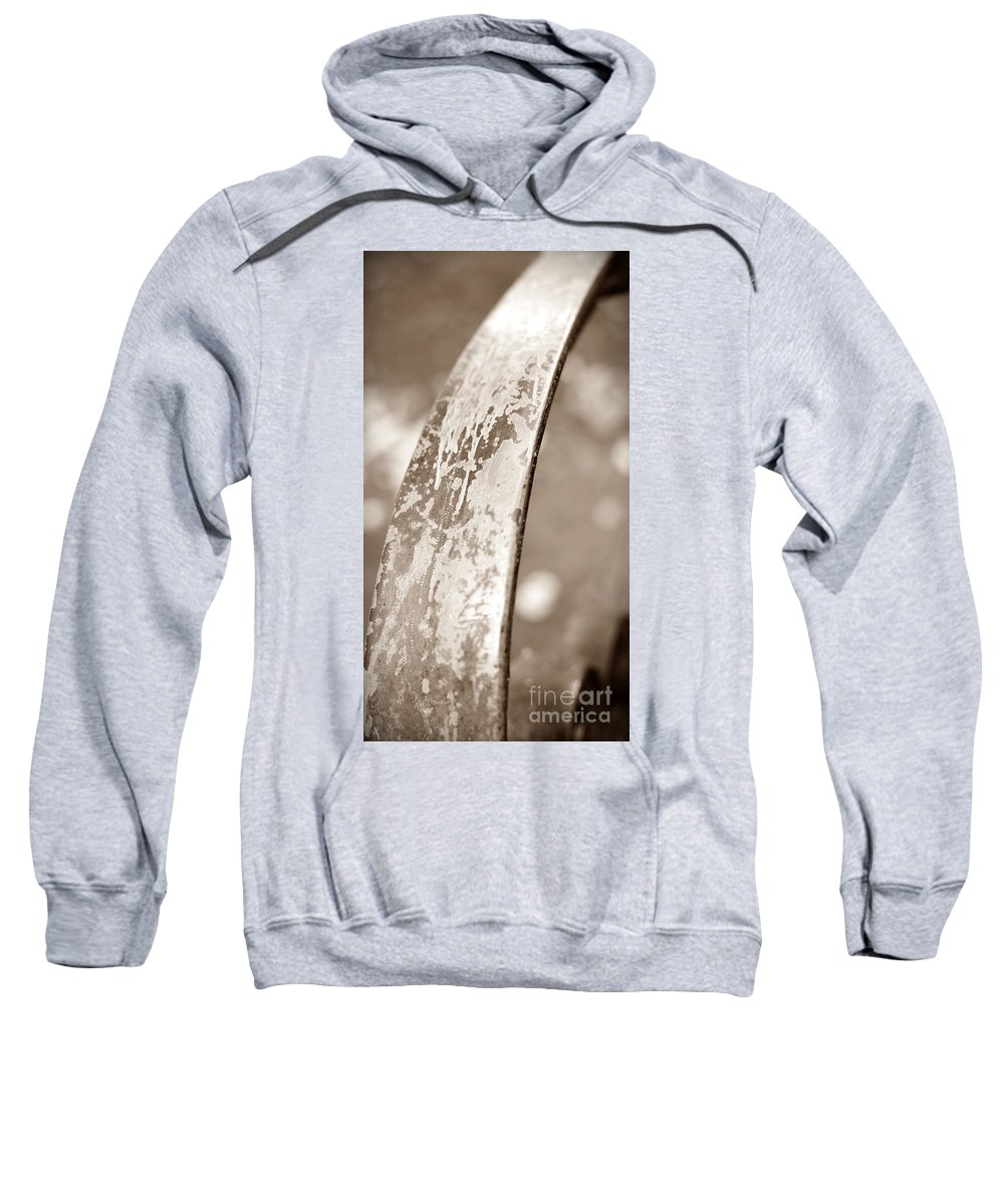 Handrail Sweatshirt featuring the photograph Palm Reader by Luke Moore