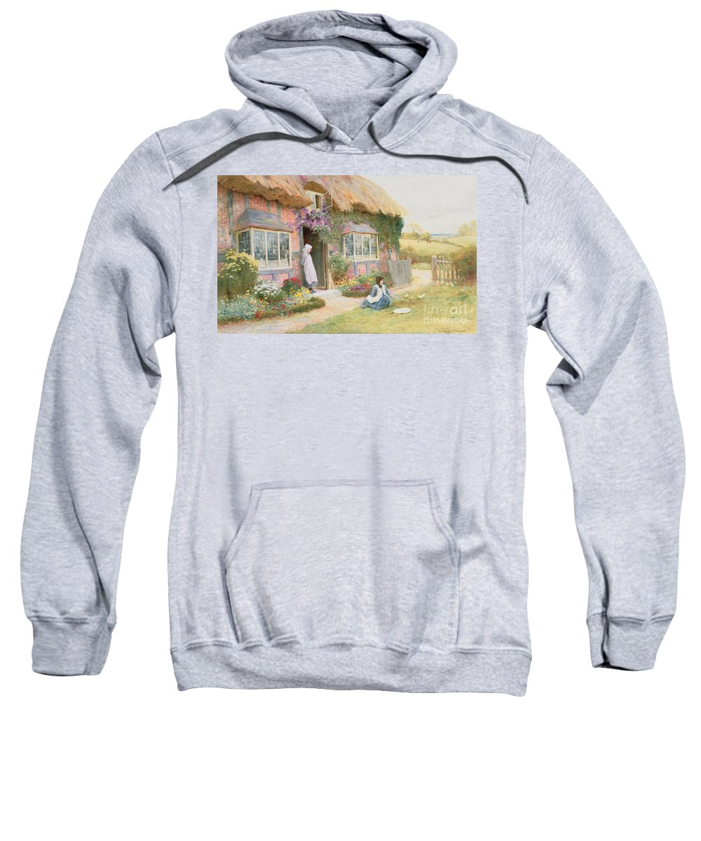 Thatched Roof Sweatshirts