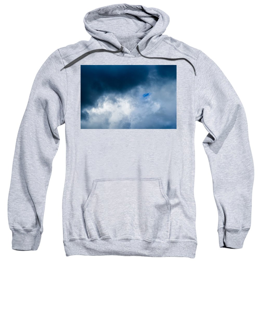 Abstract Sweatshirt featuring the photograph Promise Of Sun - Featured 3 by Alexander Senin
