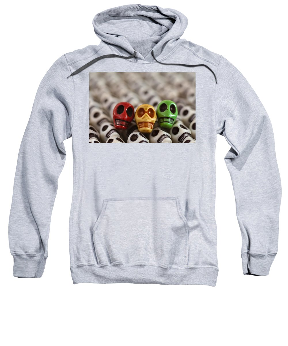 Rasta Sweatshirt featuring the photograph Rasta by Mike Herdering