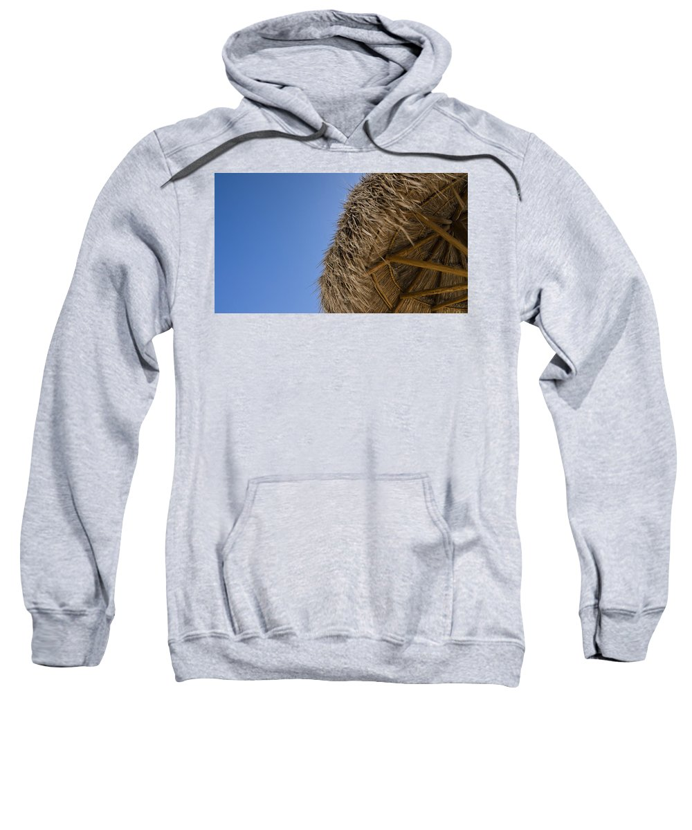 Paradise Sweatshirt featuring the photograph Relaxation by Kacy Taylor