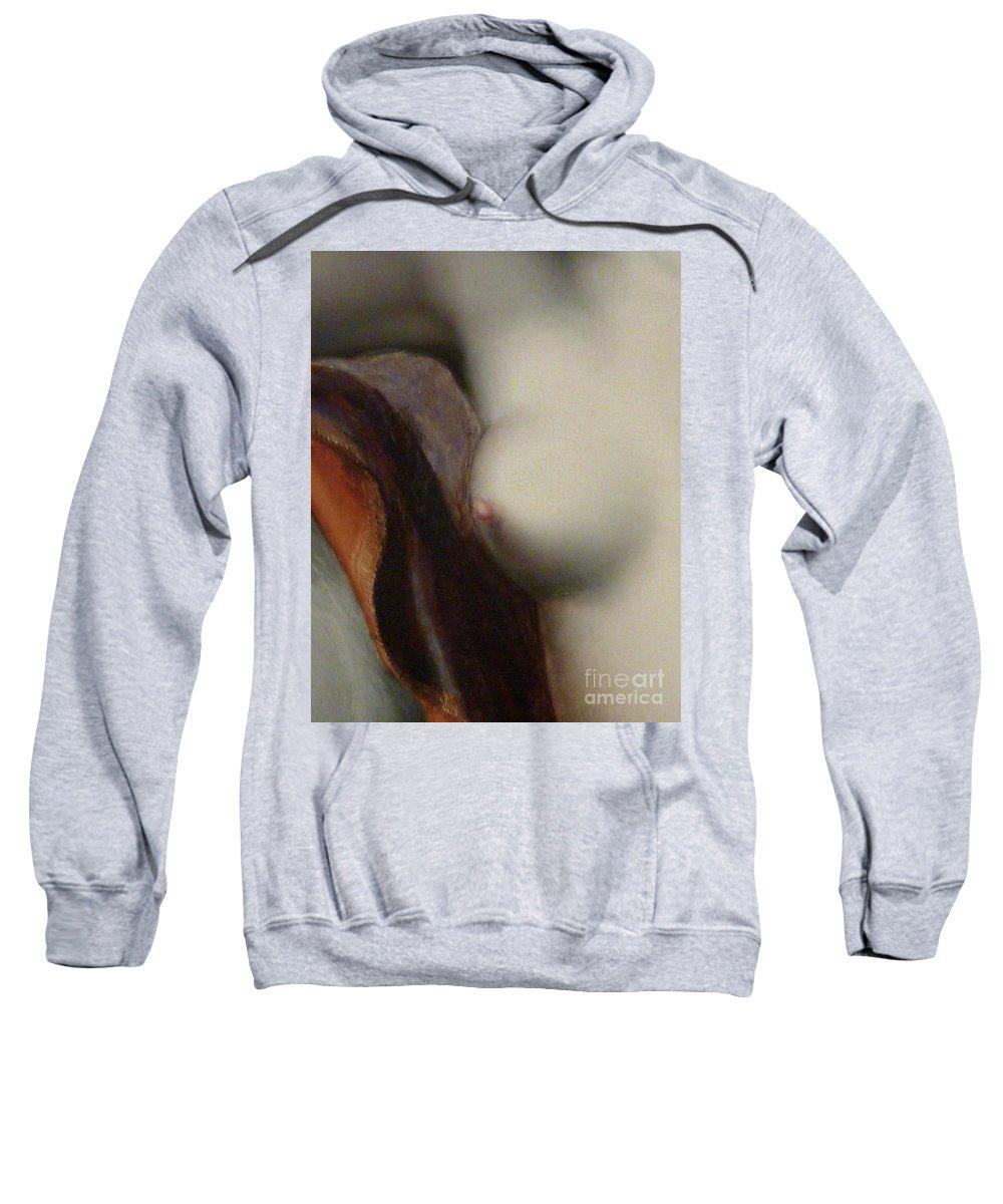 Still Life Sweatshirt featuring the photograph Repose by Lauren Leigh Hunter Fine Art Photography