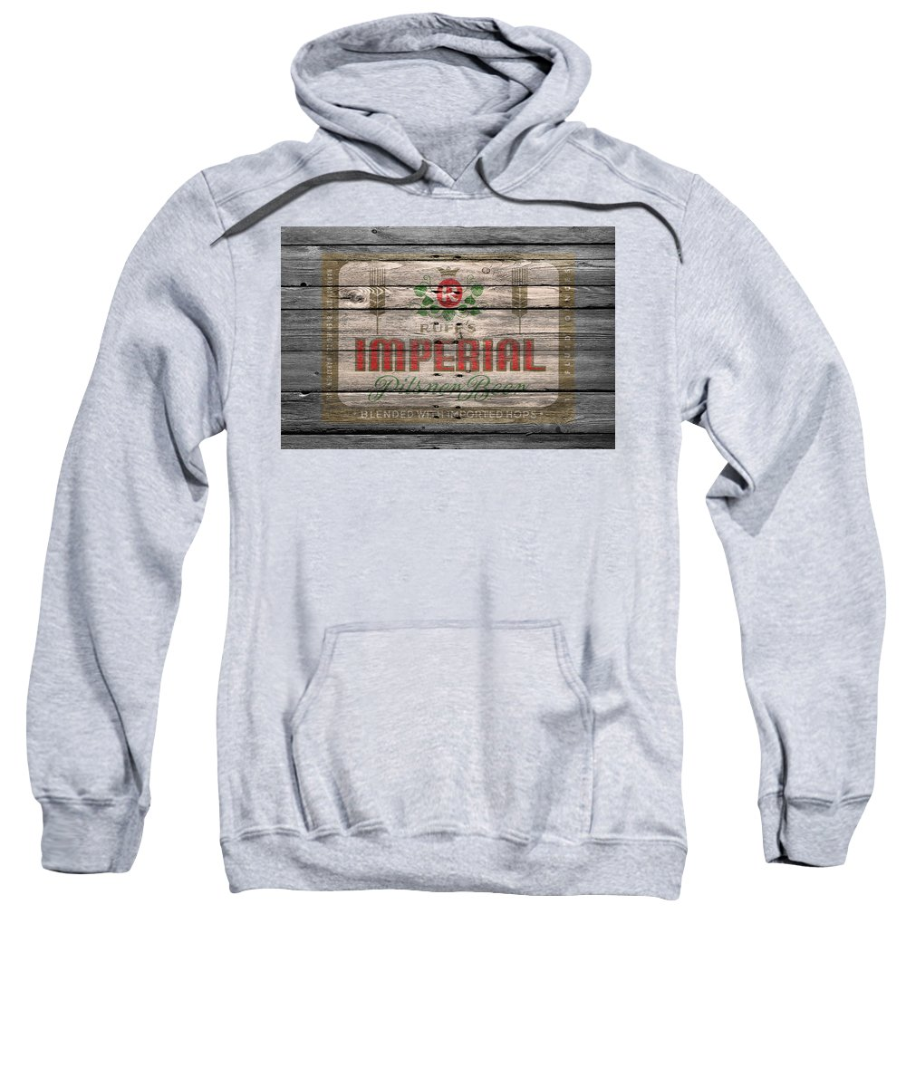 Ruffs Imperial Sweatshirt featuring the photograph Ruffs Imperial by Joe Hamilton
