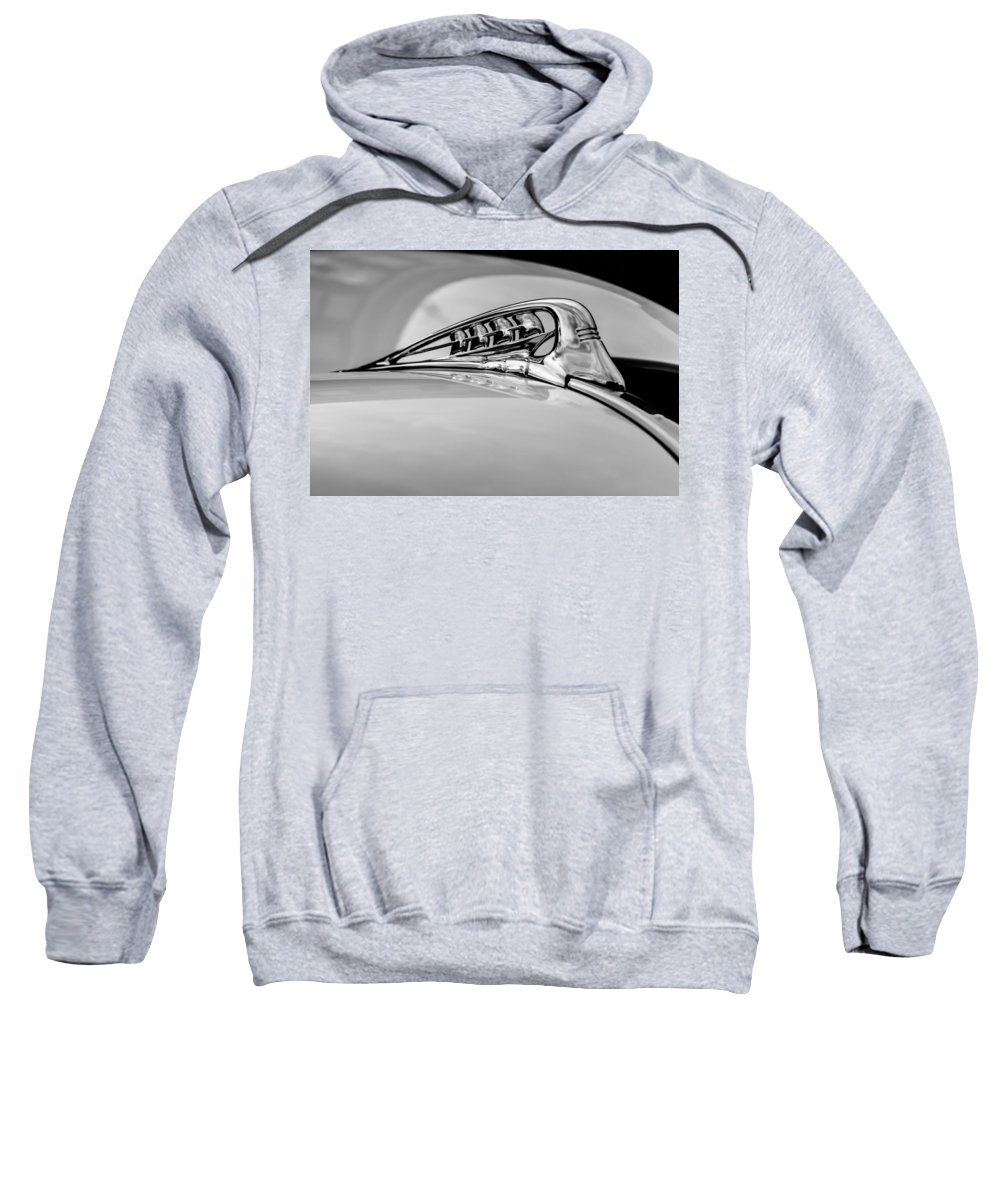 Automobile Sweatshirt featuring the photograph Sailing by Lauri Novak