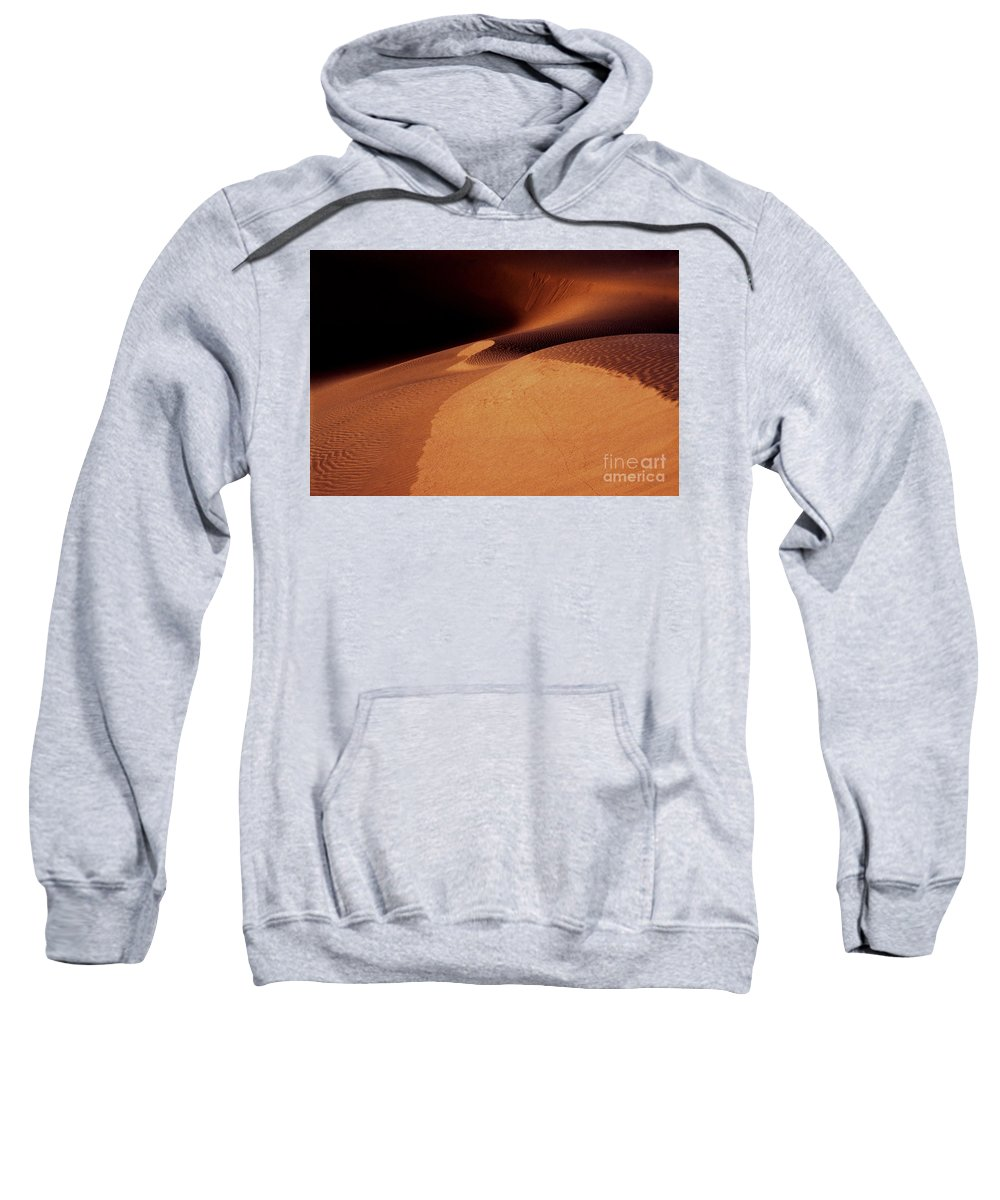 Sand Dunes Sweatshirt featuring the photograph Sand Dunes 195 by Paul W Faust - Impressions of Light