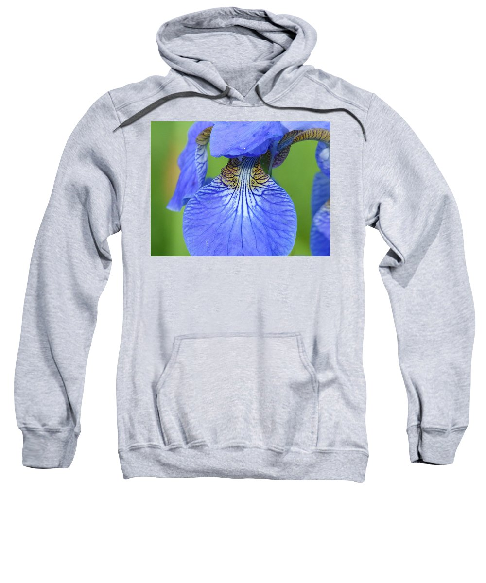 Outdoors Sweatshirt featuring the photograph Say Aaaah by Charles Ford